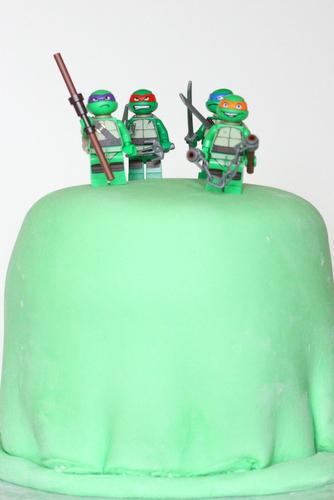 2013 08 TMNT Cake (4)