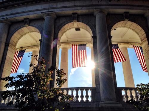 Arlington Cemetery Amiptheater