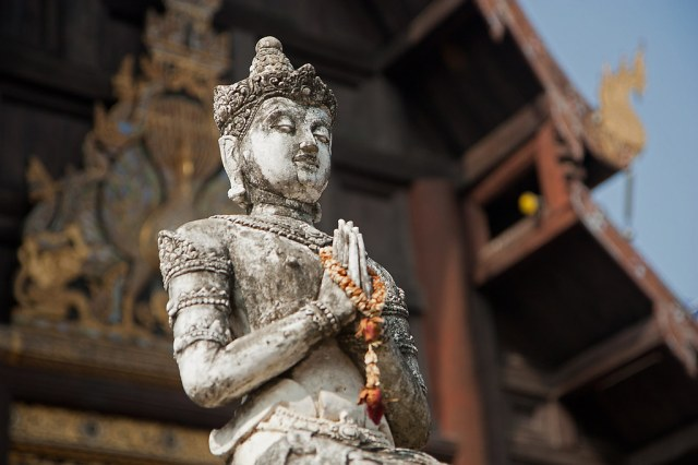 Chiang Mai, Thailand, is every backpacker's paradise