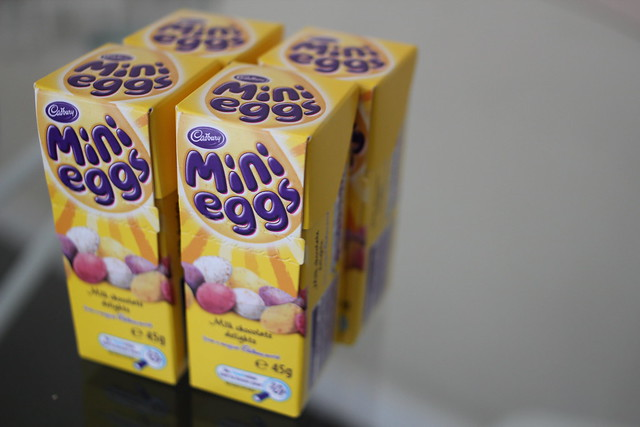 Friday: MINI EGGS ARE BACK IN NZ