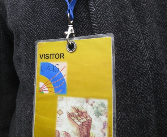 CMS Badge