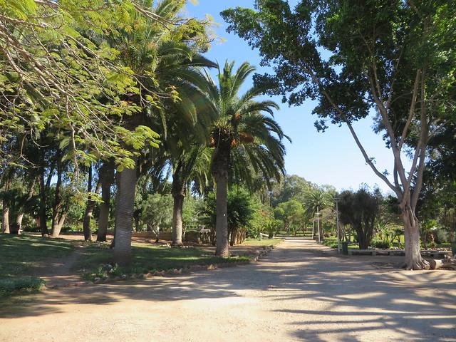 Ibn Zaidoun Garden, Agadir, Morocco