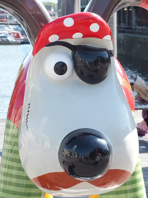 Gromits Unleashed in Bristol