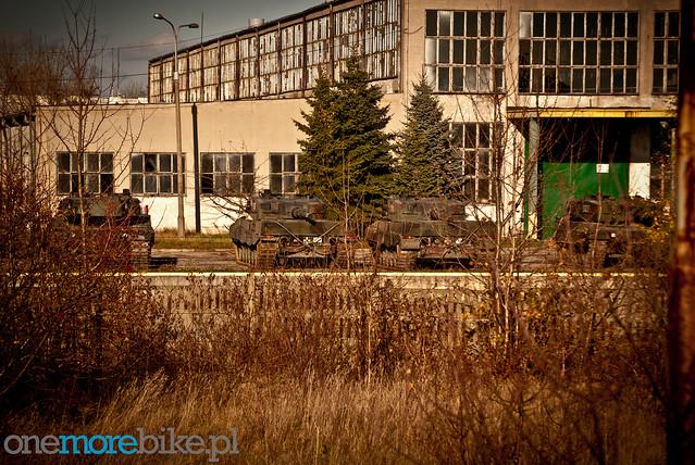 Tank Trails 27/10/2013