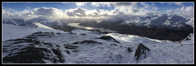 Above Loch Lomond