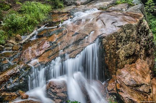 Flume Gorge - Avalanche