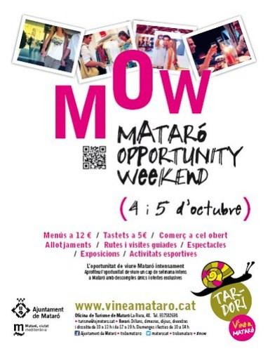 Mataró Opportunity Weekend
