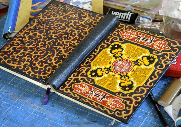 yellow medallion seedbook