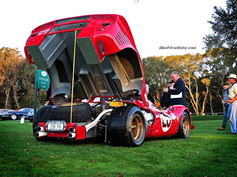 Ferrari 330 P3/4 owned by James Glickenhaus