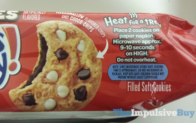 Nabisco S'mores Chips Ahoy Cookies 4