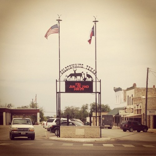 Goldthwaite, Texas #igtexas