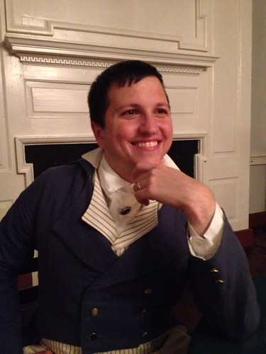 Gadsby's Tavern Jane Austen Ball