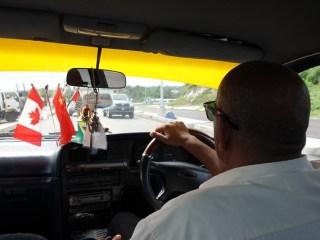 Táxi aeroporto até Georgetown, Guiana