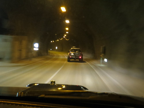 6km of tunnel