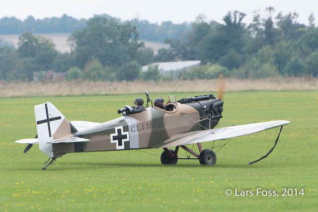 Junkers CL1
