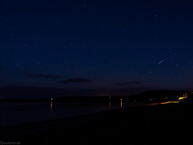 Meteor Over Woodstown