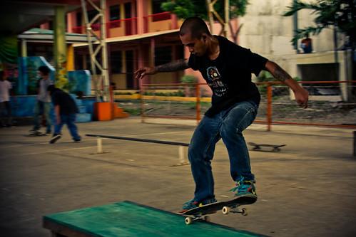 07/Skate/By Kimmy Baraoidan