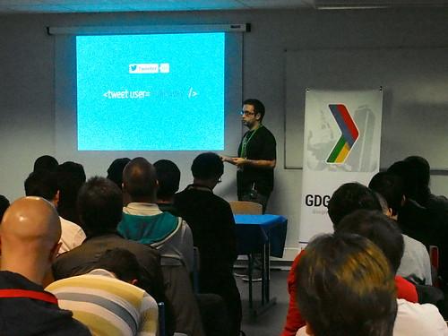 DevFest 2013 : Julien Vey (2/3)