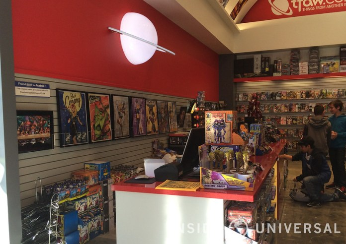 Things From Another World Reopens in New Location