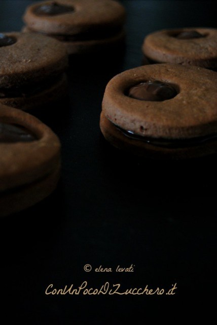 Biscotti caffè, cacao e panna acida 2