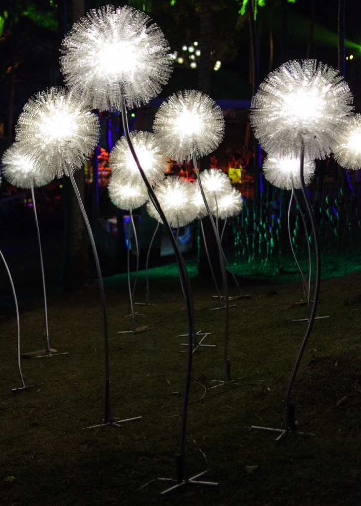 Giant Dandelions by Olivia d'Aboville. Photo 1 by Jigs Tenorio high res