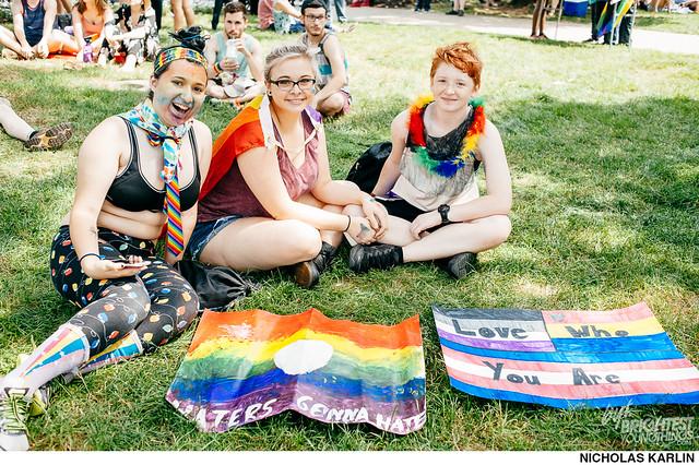 Pride Parade 2016-17
