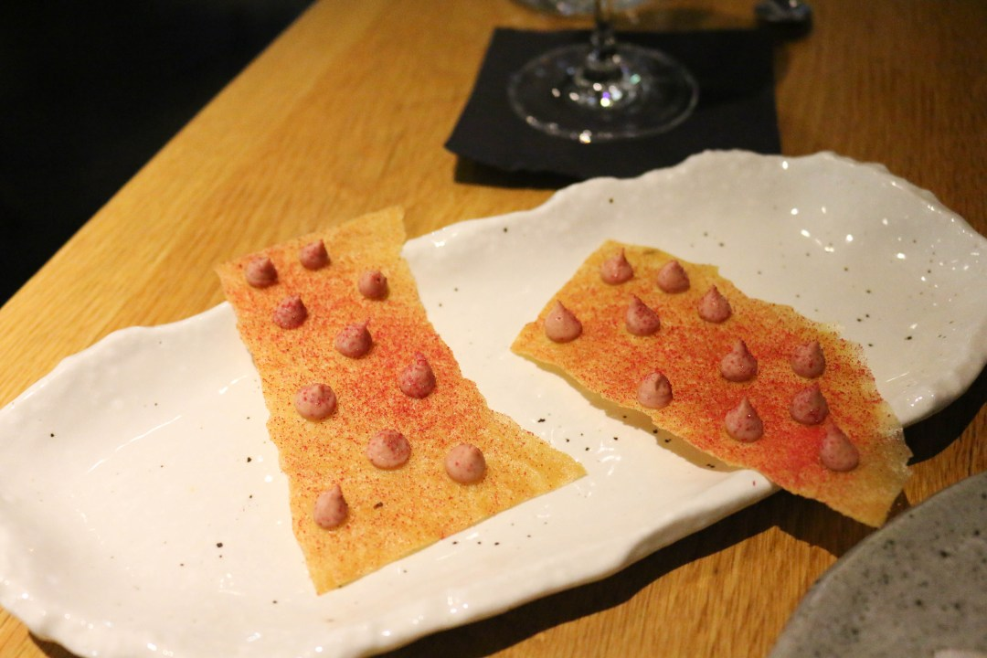 Snacks at LuMi