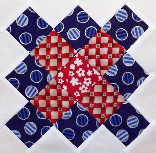 Granny Block Bee 15