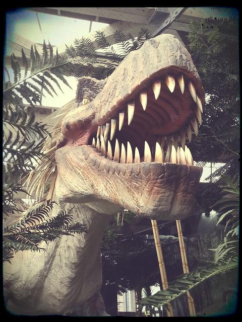 Dinosaurierna