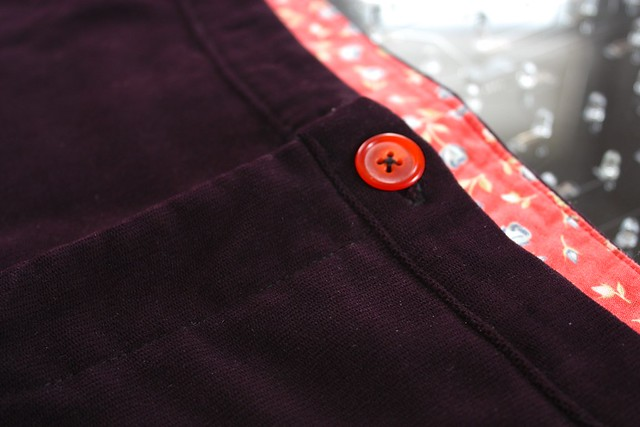 Moss skirt waistband
