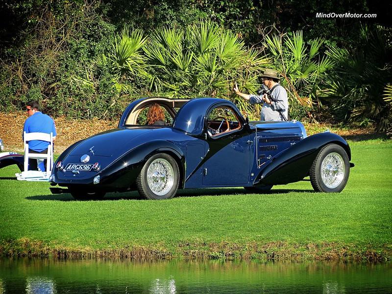 Bugatti Type 57 Atlante