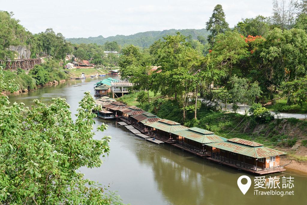 桂河大桥铁道之旅 The Bridge over the River Kwai (12)