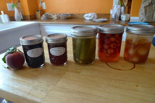 Jams & Pickles