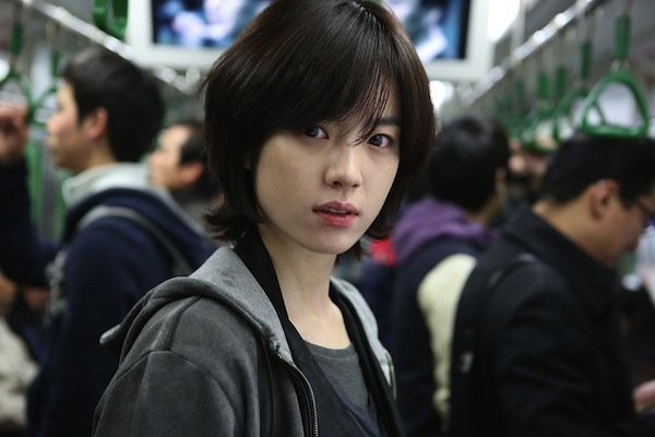 Han Jyo-joo in the movie