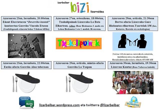 euskal agenda