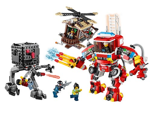 70813 Rescue Reinforcements