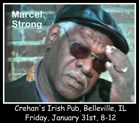 Marcel Strong 1-31-14