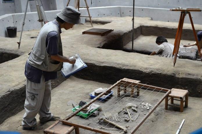 Shihsanhang Archaeology Museum 05