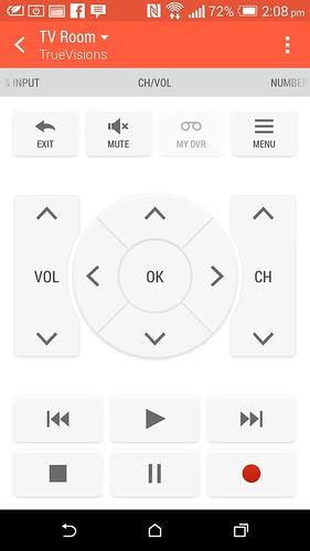 ฟังก์ชั่น TV ของ HTC One M8 เปลี่ยนสมาร์ทโฟนเป็นรีโมท