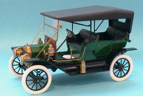 ICM Ford T tourer 1913 (2)