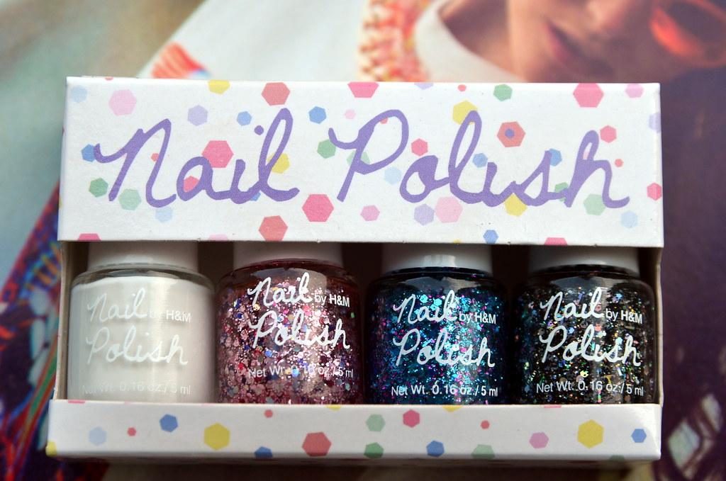 hm nail polish