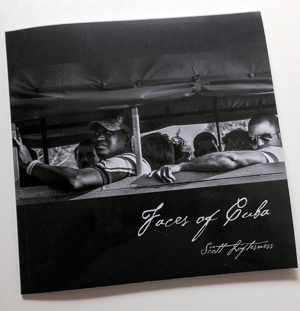 Faces of Cuba - Personal Publishing Project