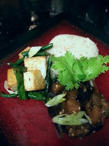 Chinese vegetable stir fry dinner by pipsyq