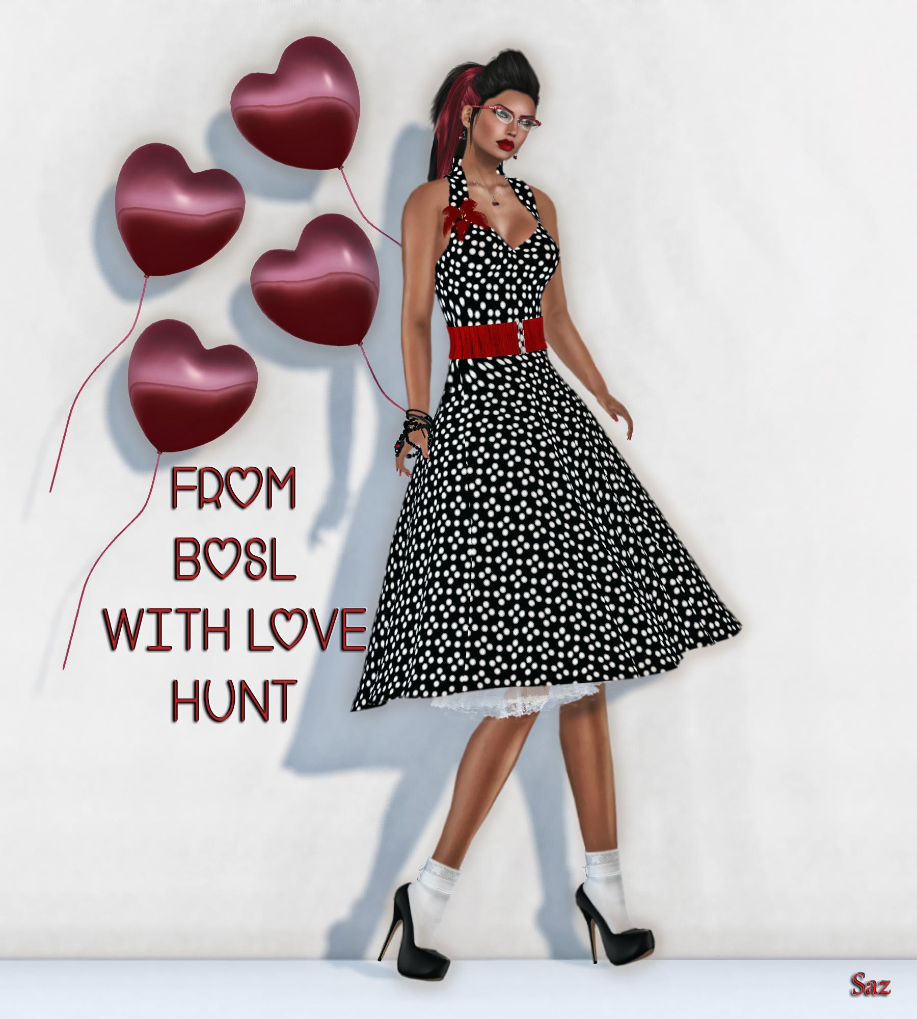 BOSL Love Hunt - UniQue and AD