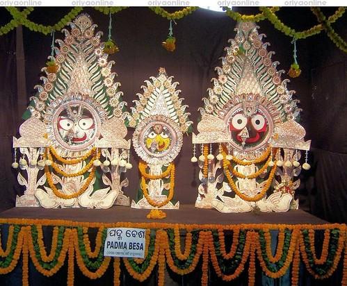 Padma Besha – Costume Of Lord Jagannath