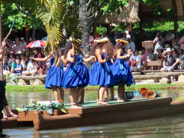 Picture from the Polynesian Cultural Center