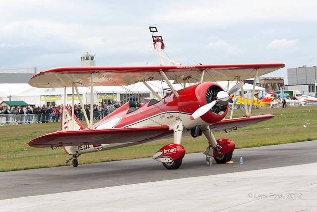 Boeing Stearman PT17