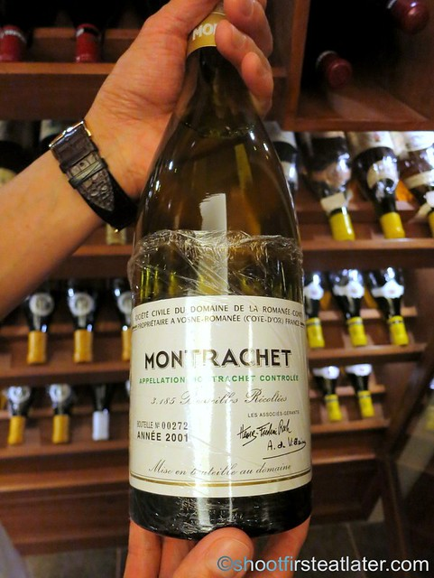 2001 Domaine de la Romanée-Conti Montrachet