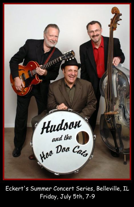 Hudson and the Hoo Doo Cats 7-5-13
