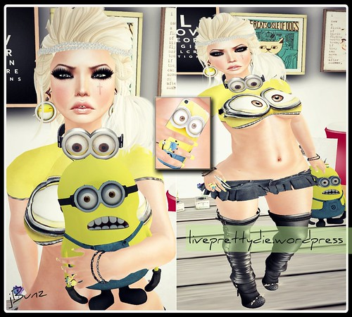 *{My Minion and Me}*